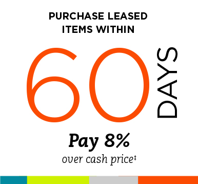 Purchase Leased Items Within 60 Days - TEMPOE Leasing