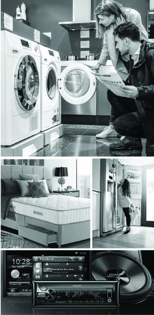 Washer and Dryer, Mattress, Refrigerator and Electronics Leasing by TEMPOE