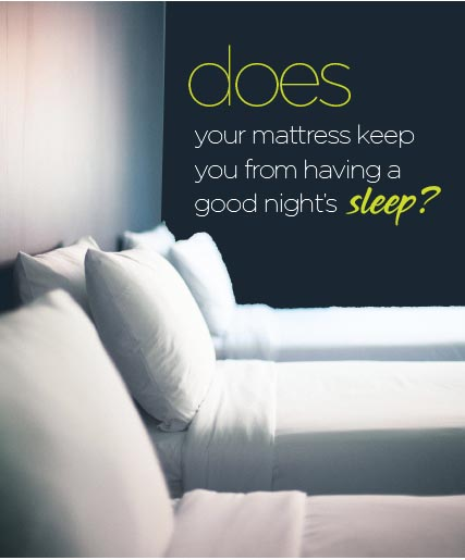 How to Buy a Mattress - They Don't All Come in One Size