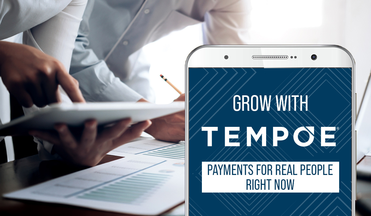 TEMPOE Waterfall Payment Solutions - Business People Reviewing Graphs