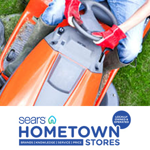 Sears Hometown Stores - Riding Mower Leasing